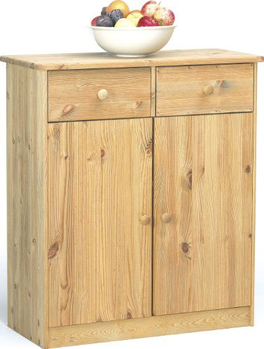 Steens Highboard Mario Kiefer massiv