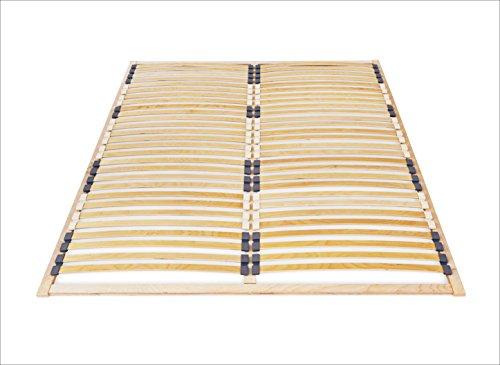 ECOFORM Lattenrost 120x200, 140x200, 160x200, 180x200, 200x200 - vom Hersteller (120 x 200 cm)