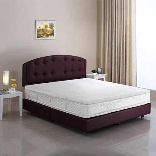 Newentor® 7cm Gelschaum Topper 90 x 200 cm Matratzentopper 2-in-1 Viskotopper, Gel Memory Topper für Bett Boxspringbett…